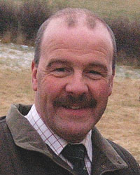 James McKay, recognised internationally as a leading authority on ferrets